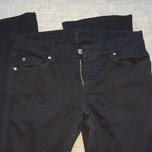 7 for all mankind kimmie bootcut size 32